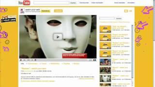 WatchYourWeb - Datenschutz und Vorsicht auf Online Communities