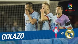 Great Goal of Wass (1-0) RC Celta vs Real Madrid