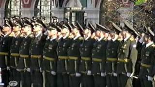 9 мая 2006г. Москва. Красная площадь. Военный парад.
