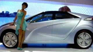 2009 Hyundai Blue-Will Concept Videos