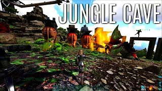 FOBBIN THE JUNGLE CAVE and The Outnumbered Fight - 5 Man Tribe Servers (E17)