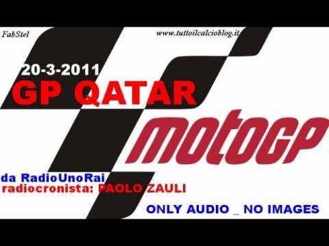 Il MotoGP alla radio - Gp Qatar