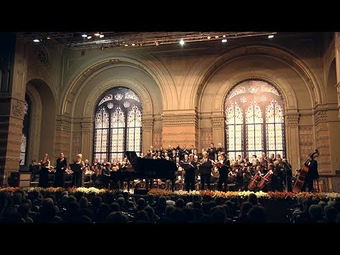 Choral Fantasy in C minor, Op.80 by Ludwig van Beethoven - Alexey Botvinov with Bremer RathsChor