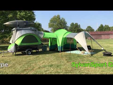 Sylvan Sport Go Tent