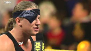 WWE NXT: Jacob Novak calls out William Regal