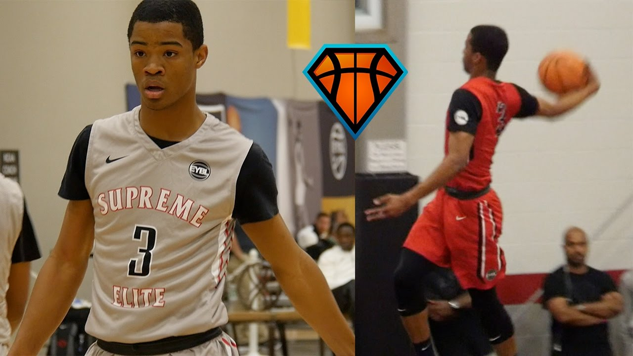 64 Cassius Stanley Is The Most ATHLETIC Sophomore In The
