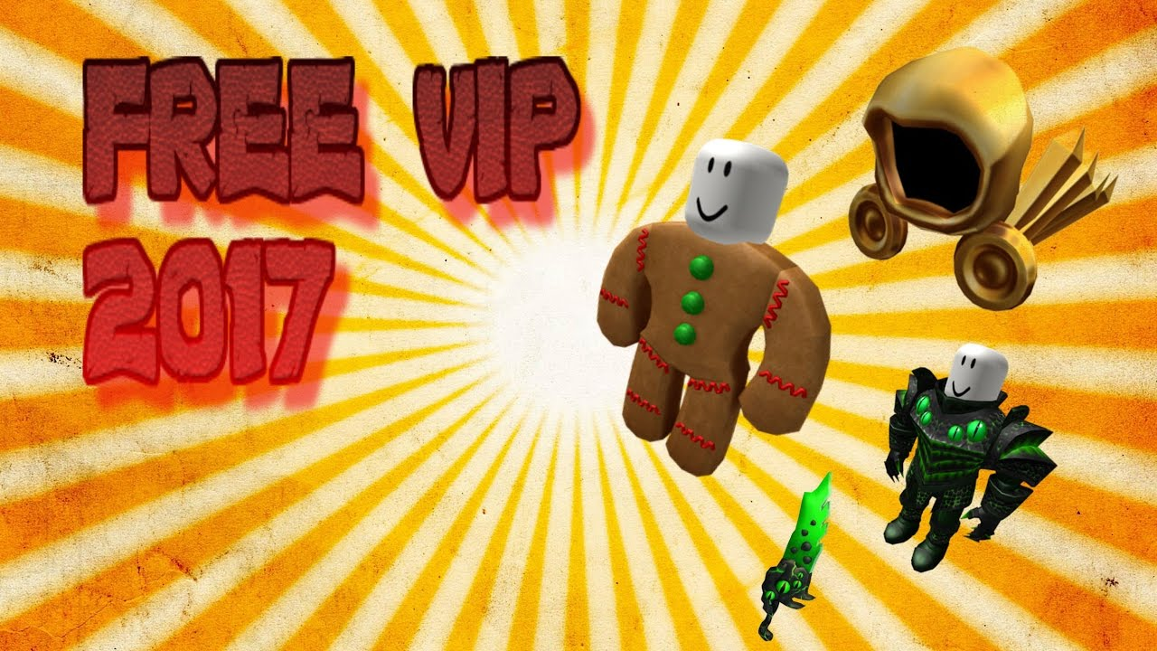 how to get free vip on roblox