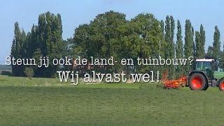 Steun de land- en tuinbouw!