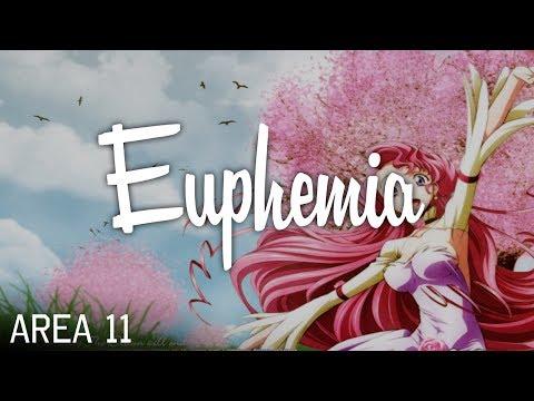 Area 11 - Euphemia (Lyrics) [All the Lights in the Sky]