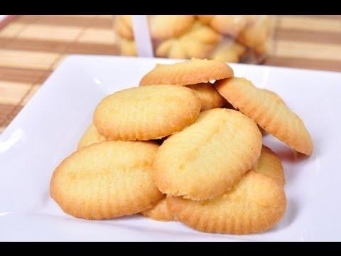 คุกกี้เนยสด Butter Cookie
