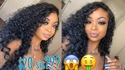 SLAY FOR THE LOW SIS 💁🏽♀️ | $20 hair store bundles 😱 | Affordable hair