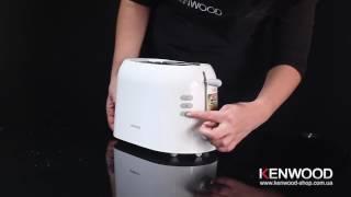 Тостер Kenwood TTP 220 - видео обзор