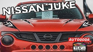 "Nissan Juke ""RED"" Custom Led headlights Exclusive tuning project Event: Tuning Car Awards 2019"