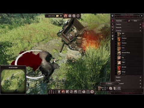 Divinity Original Sin 2 - Game Master Mode - Creating a Module - Part 1