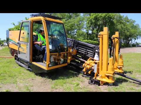 D40x55 S3 HDD In Action | Vermeer Underground Equipment