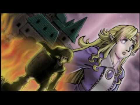 Zelda A Link to the Past - Dark World (Rock/Metal Remix)