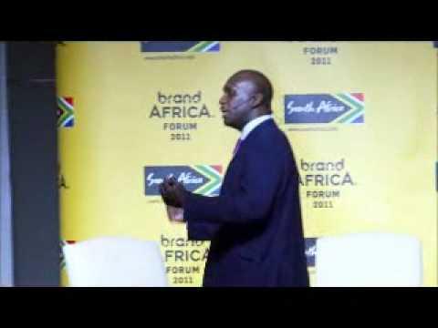 Malik Fal - Brand Africa FORUM 2011