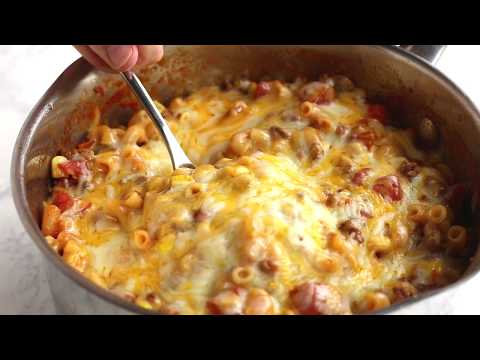 Easy One Pot Taco Casserole