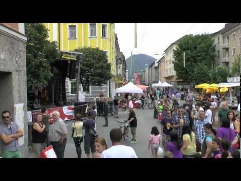 Doku fairkehrtes Fest - blühende Straße 19./20. Mai Salzburg