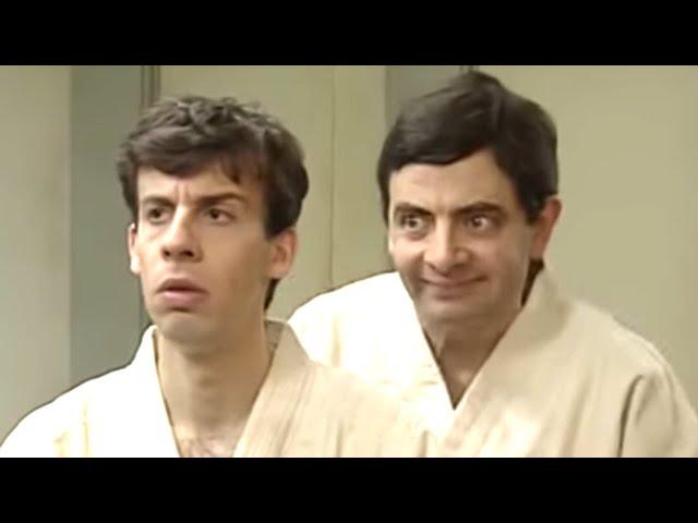 Beanie Battle | Funny Clips | Mr Bean Official