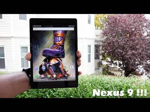 Nexus 9 Review: Great Multimedia Tablet!!!