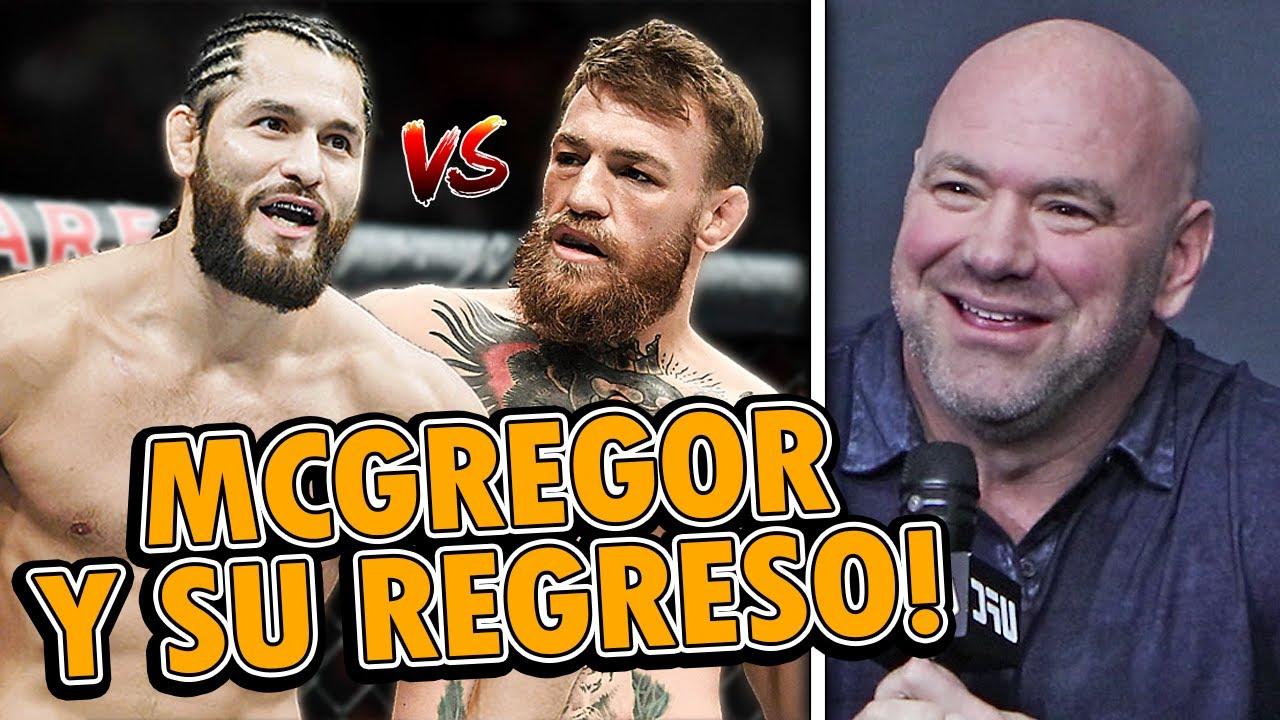 Masvidal vs McGregor ES una POSIBILIDAD según Dana White TRAS UFC 251, Jorge Masvidal ENTREVISTA