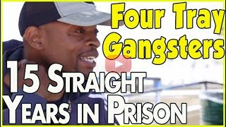 Four Tray Gangster Crip, embarks on photography after serving 15 years in prison