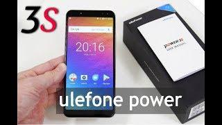 ulefone power 3s  best new smartphone