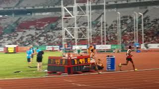 Asian Games 2018 Final 5000 meter Jakarta
