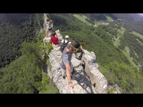 Seneca Rocks, WV | GoPro Adventures