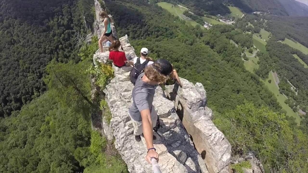 Seneca Rocks Wv >> Seneca Rocks Wv Gopro Adventures Youtube