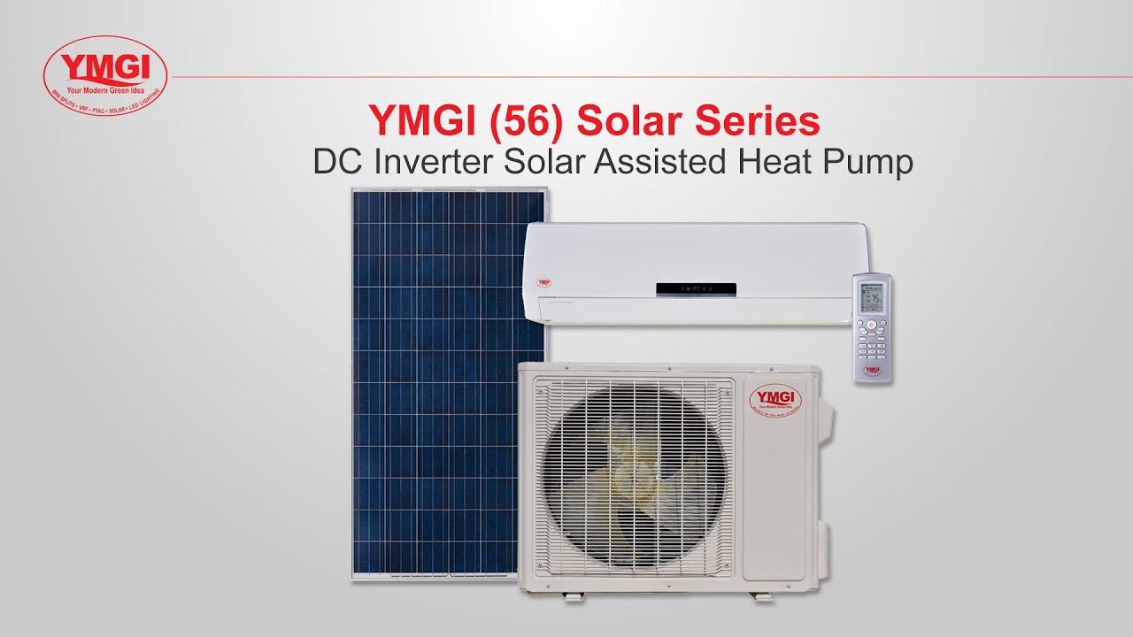 YMGI (56) Solar Series Mini Split System
