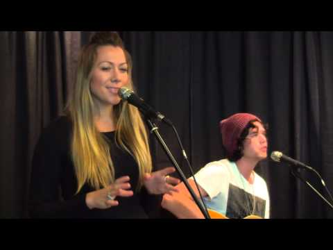 "Colbie Caillat - ""Never Gonna Let You Down"""