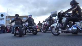 Harley Davidson Ride Out & In - Pietersen Roll & Rock V & Harley Harbor Day III