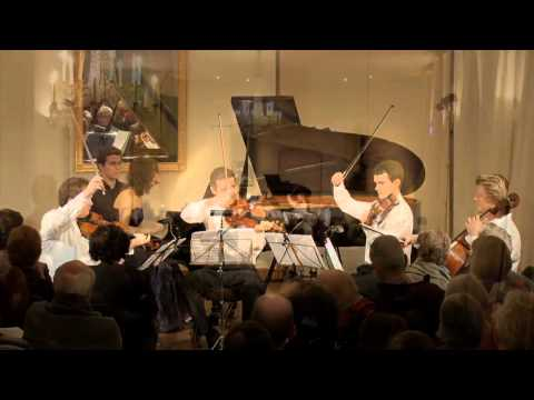 Klavierquintett g-moll op. 30 von Sergei Tanejew