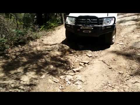 how to use pajero hill decent