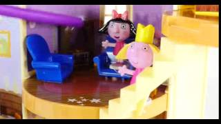 Ben And Holly's Magical Little Castle Nickelodeon Princess Playhouse Kingdom Jouet Princes