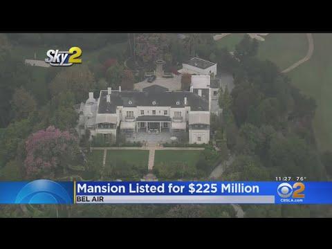 Quinn & Cantara Morning Show - Conrad Hilton's House hits market for $225 Million....