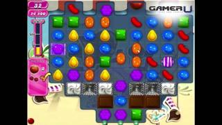 Candy Crush Saga - How to Pass Level 117