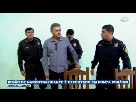 MS: Irmão de narcotraficante é executado Ponta Porã