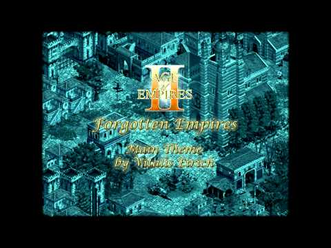 OST - Age of Empires II - The Forgotten - HD Edition (Arr. by Vitalis Eirich) [HQ]