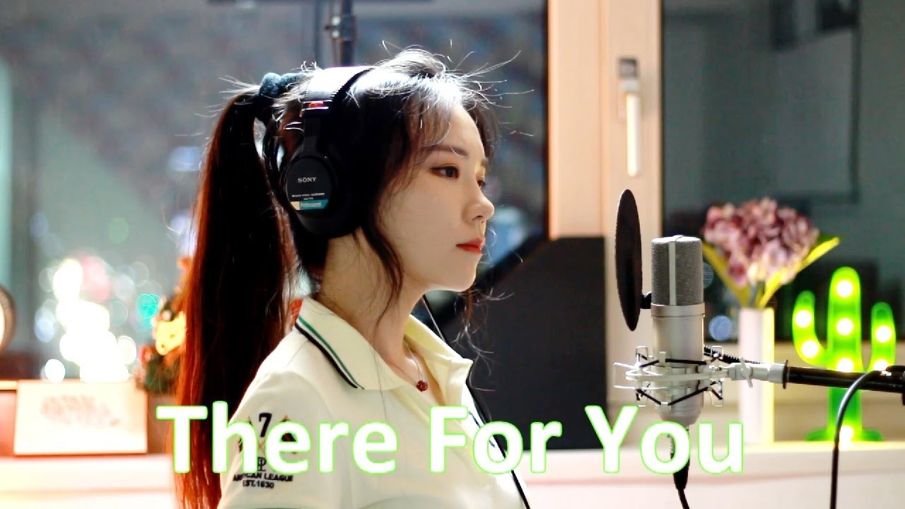 Martin Garrix & Troye Sivan – There For You ( cover by J.Fla )