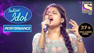 Arunita के 'Satyam Shivam Sundaram' गाने से हुए सब के रौंगटे खड़े| Indian Idol Season 12