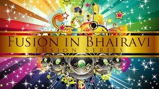 Fusion In Raag Bhairavi (Violin, Veena & Sarod)