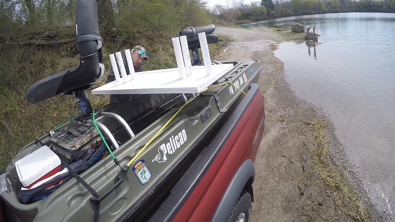 Pelican Bass Raider Modifications Tested