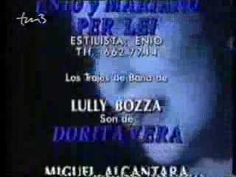 MORENA CLARA (1994) SALIDA.