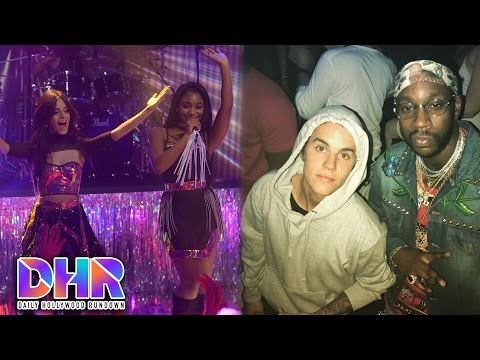 Fifth Harmony's AWKWARD Final Peformance - Justin Bieber's New Song With 2 Chainz (DHR)
