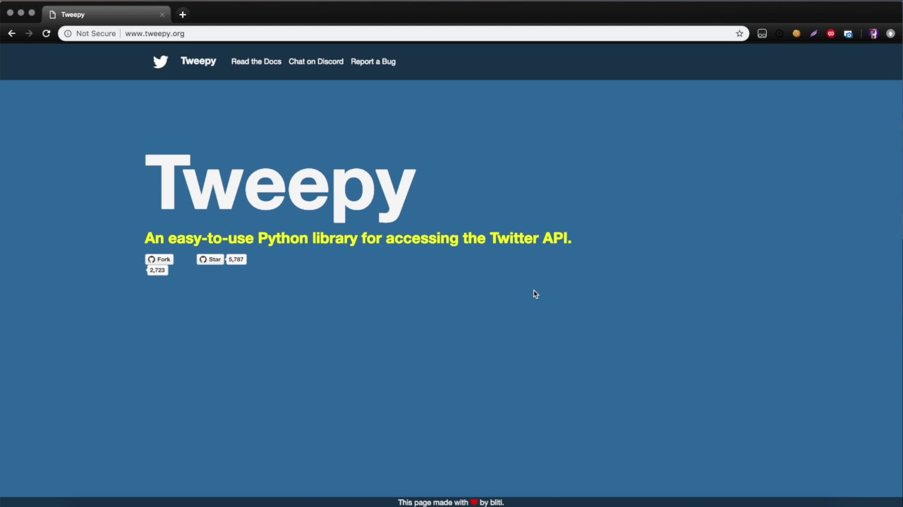 How to write a Twitter Bot with Python and Tweepy in 2019 - Part 1  Pseudocode