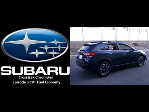 2018 Subaru Crosstrek Fuel Economy Manual Mode Hypermiling Mpg Episode 3 Chronicles