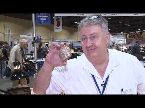 Cool Tour Of The Long Beach Coin, Currency, Stamps & Sports Collectible Show.